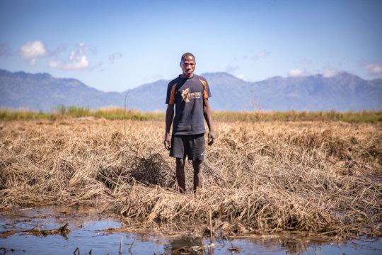 Patrick's crops destroyed by Idai (Gavin Douglas)