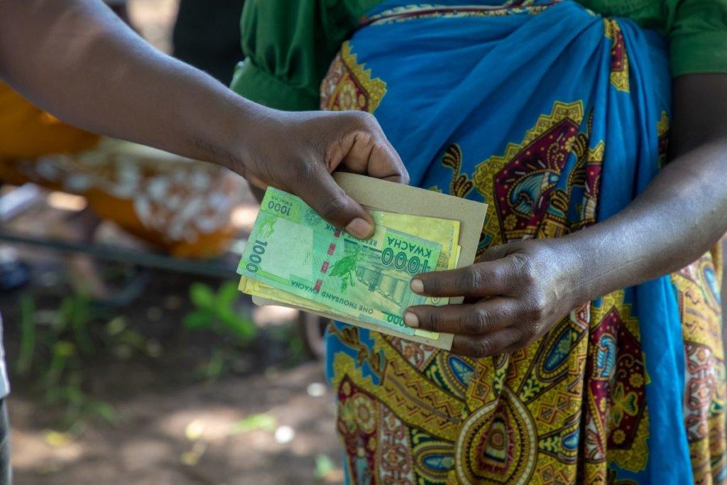 Unconditional cash transfers