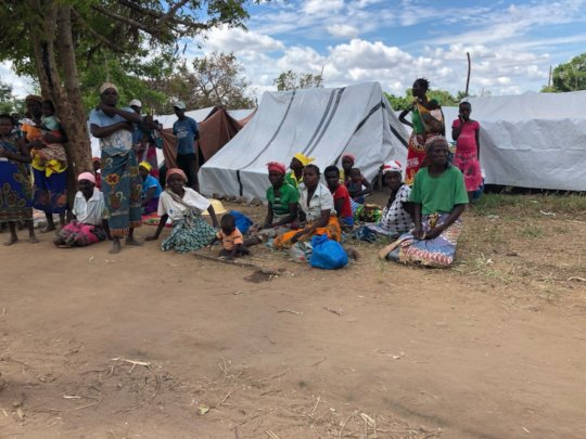 Promoting WASH and mental health in affected areas
