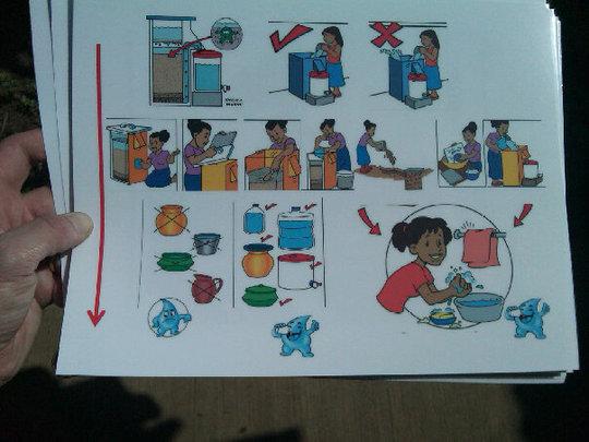 Water Filter Educational Materials