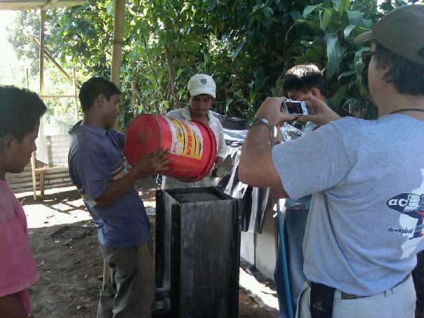 Building Water Filters