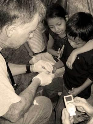 Pediatric visits in Socorro