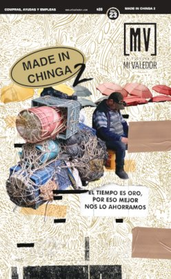 "Issue #23: ""Made in Chinga II"""