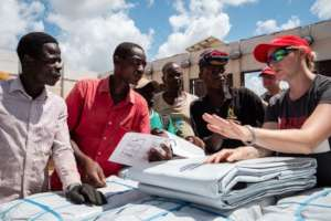 Delivering Humanitarian Aid to Remote Communites
