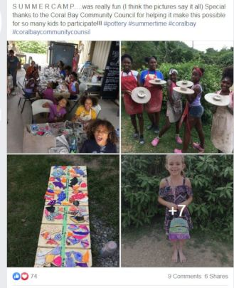 Pottery Summer Camp
