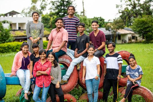 Mission: University - New Group Shot