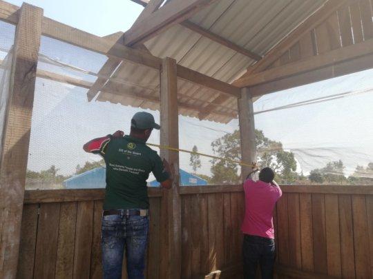 Rebuilding the Village School