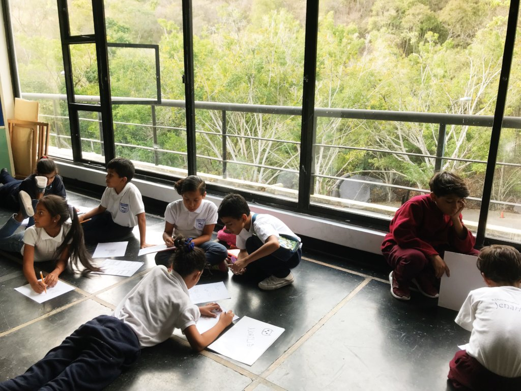 LAI kids learn about waste and circular economy