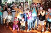 100 Children Develop Artistic & Sports Skills
