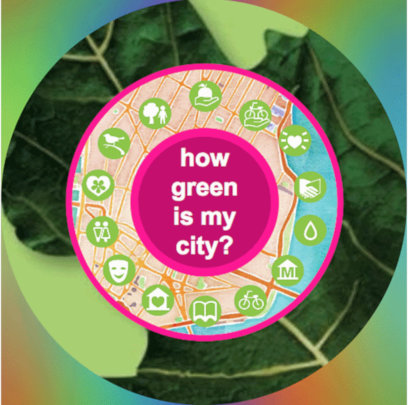 Green Map's 25th anniversary exhibit and events