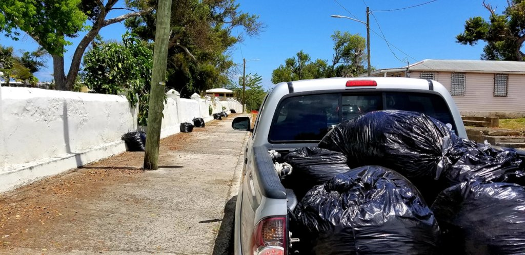 Frederiksted Spring Clean Up