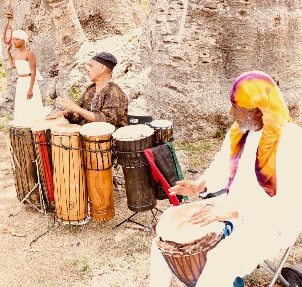 Healing Drums Beyond Trauma By AyAy Baobab