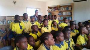 Class 6 students