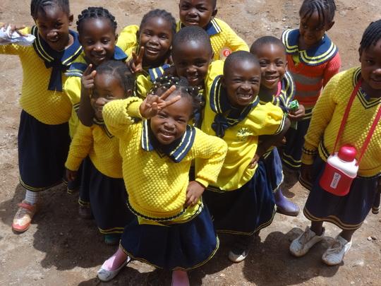 More Happy Students