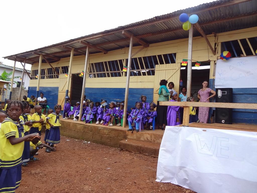Graduation of Nursery II Pupils