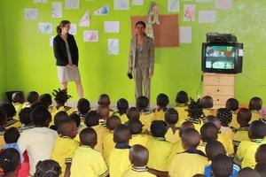 Global Hand Washing Day - Children Watch Video