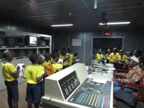 National Radio House - tour