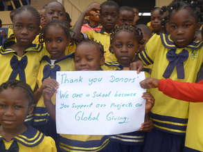 Thanks GlobalGiving Donors!