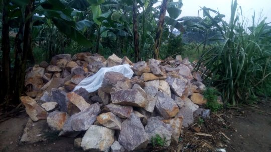 Onsite materials for children's home
