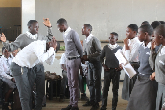 Bangwe Secondary School