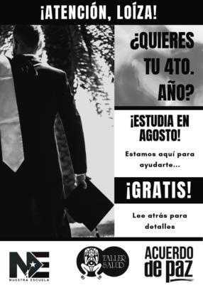 Calling all future GED graduates!