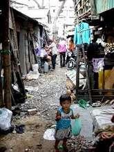 Borey Keila Slum where many FSP families live