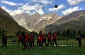 Girls' Soccer in Chitral