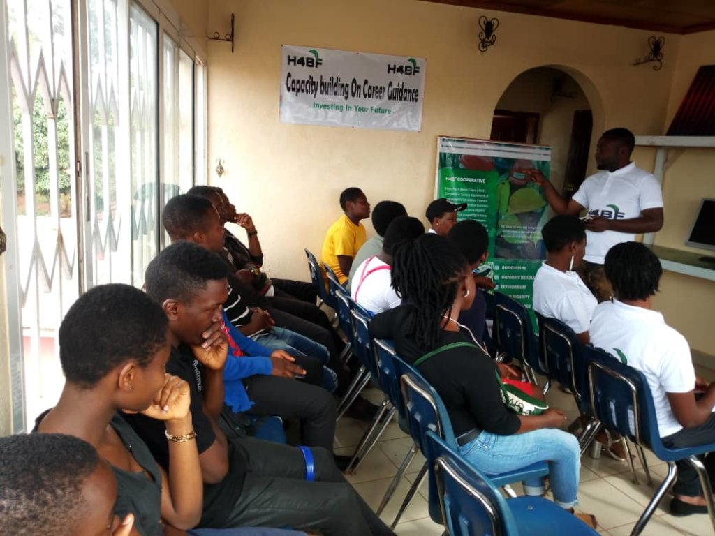 Provide skills4Crisis affected Youths in Cameroon