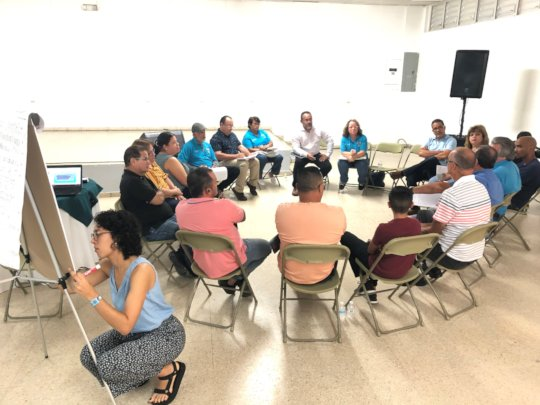 Participants, Third Community Aqueduct Convening