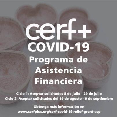 COVID-19 Relief Grant Program