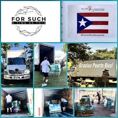 Helping Bahamas