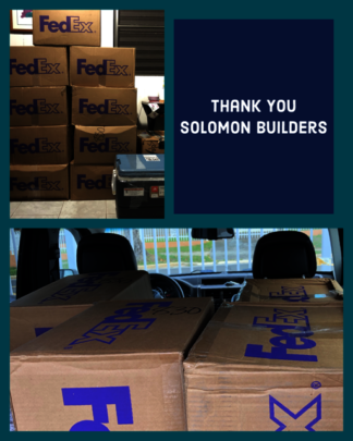 Donations received to serve our communities'