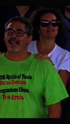 Yani Ocasio - Presisdent/CEO and husband, Luis