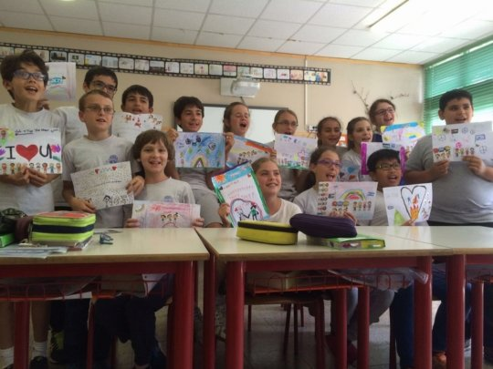 Youth Encounters at the School for Peace