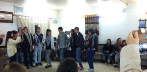 The Dabke Dance