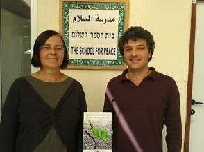 Nava Sonnenschein and Ahmad Hijazi