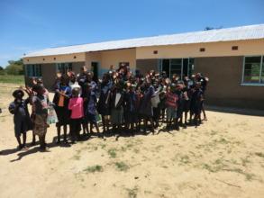 Nampuyani Junior School - Nyawa Cheifdom, Zambia