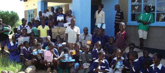 Building Sustainable Schools