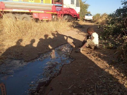 Borehole Drilling - Mubuyu Community School