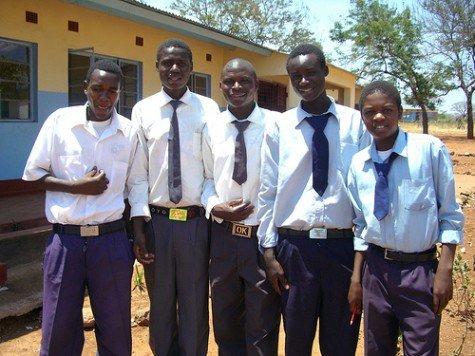 Sponsored orphans  - Mukuni Village