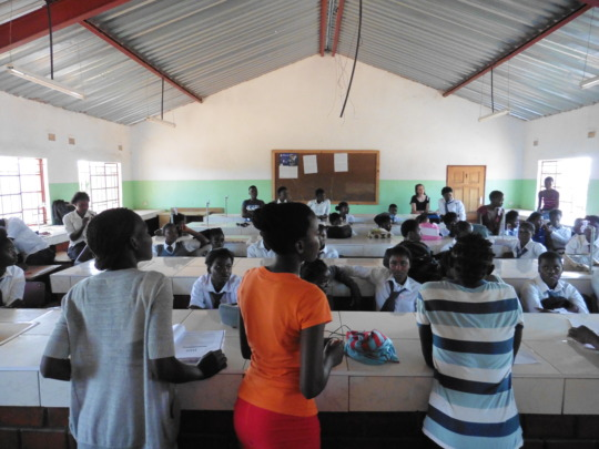 HIV Prevention Peer Educators