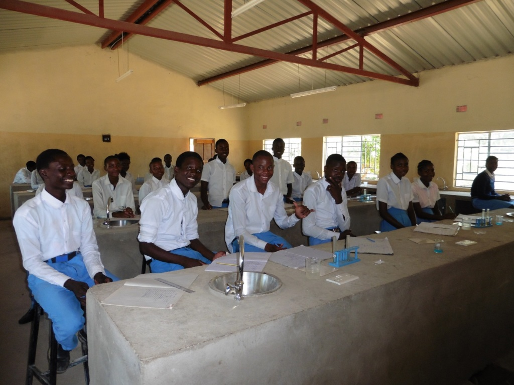 River View School Science Laboratory