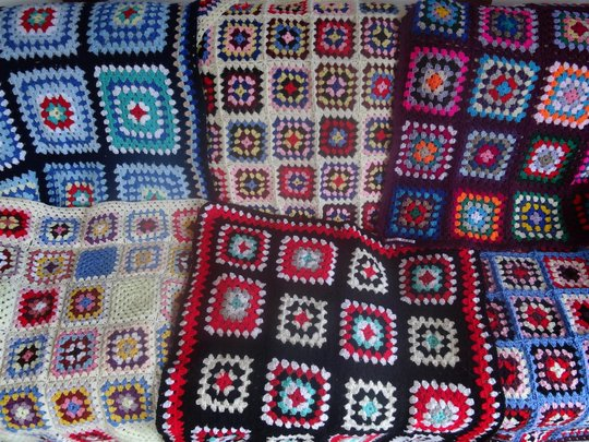 Blankets for Orphans