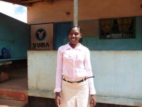 Bridget from Mukuni