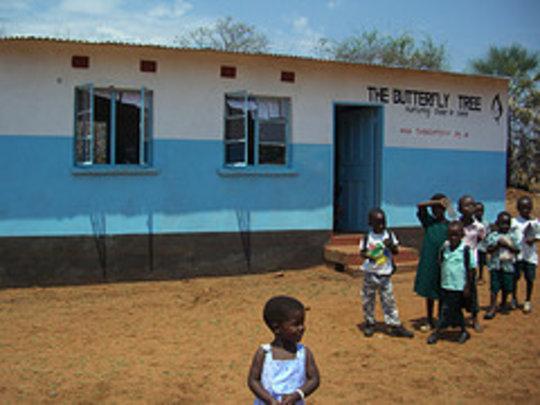 New Pre-School Machenje Village