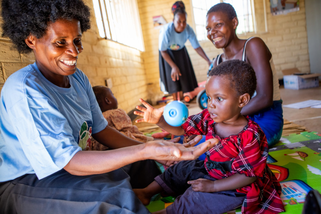 End mother to child transmission of HIV in Malawi
