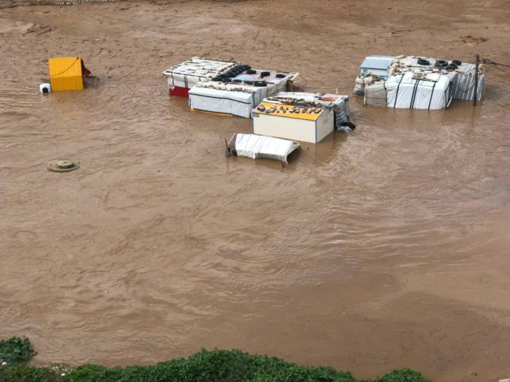 Iran Flood Emergency Response