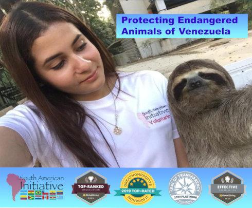 Rescue Venezuela's Starving Zoo Animals