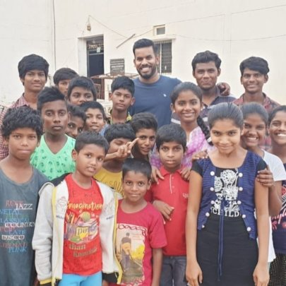 VJ with kids