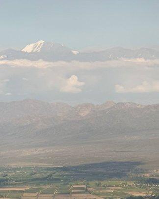 Mt Aconcogua